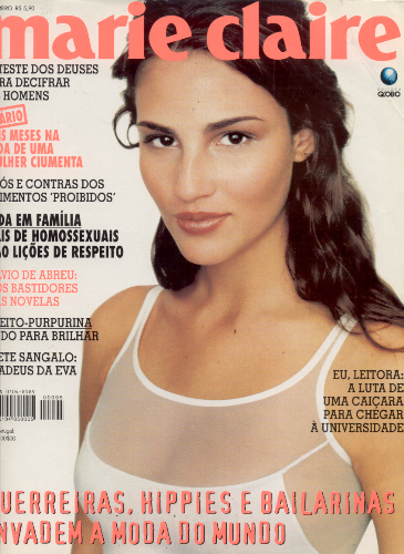 Marie Claire Brasil - Bruno Soares