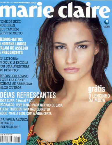 Marie Claire Brasil - Fernando Louza