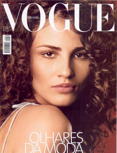 Vogue Brasil - Bob Wolfenson