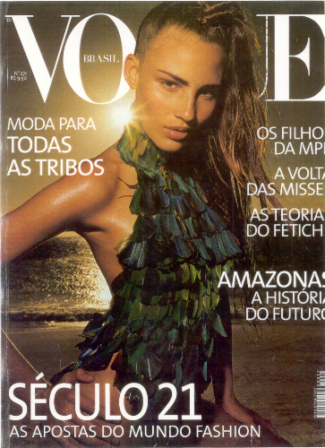 Vogue Brasil - Daniel Klajmic