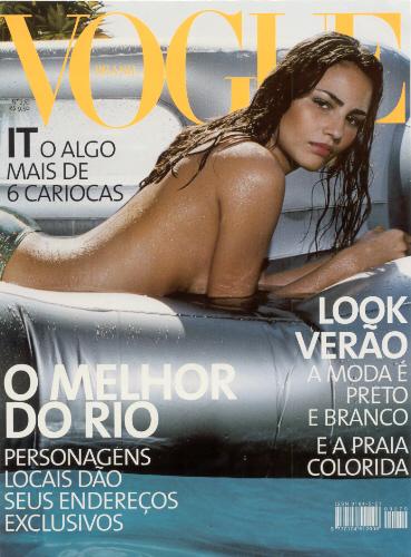 Vogue Brasil - Enrique Badulescu