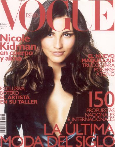 Vogue Espanha - André Rau