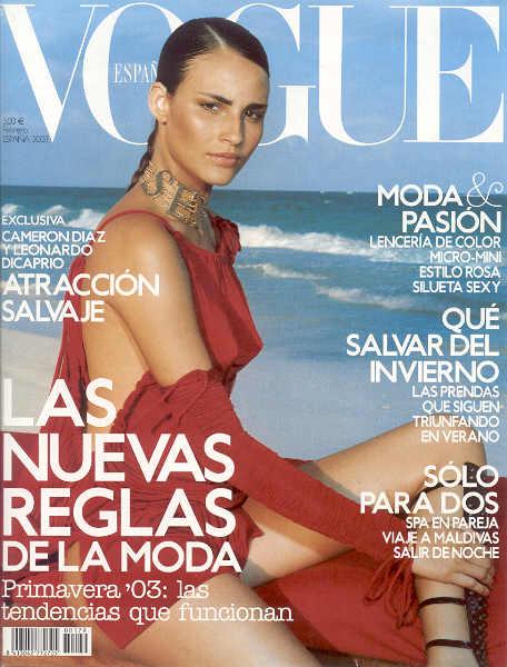 Vogue Espanha - Enrique Badulescu 1