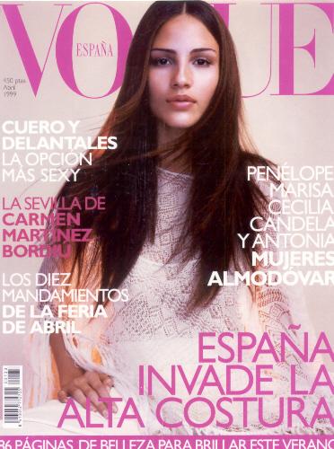 Vogue Espanha - Michelangelo di Battista