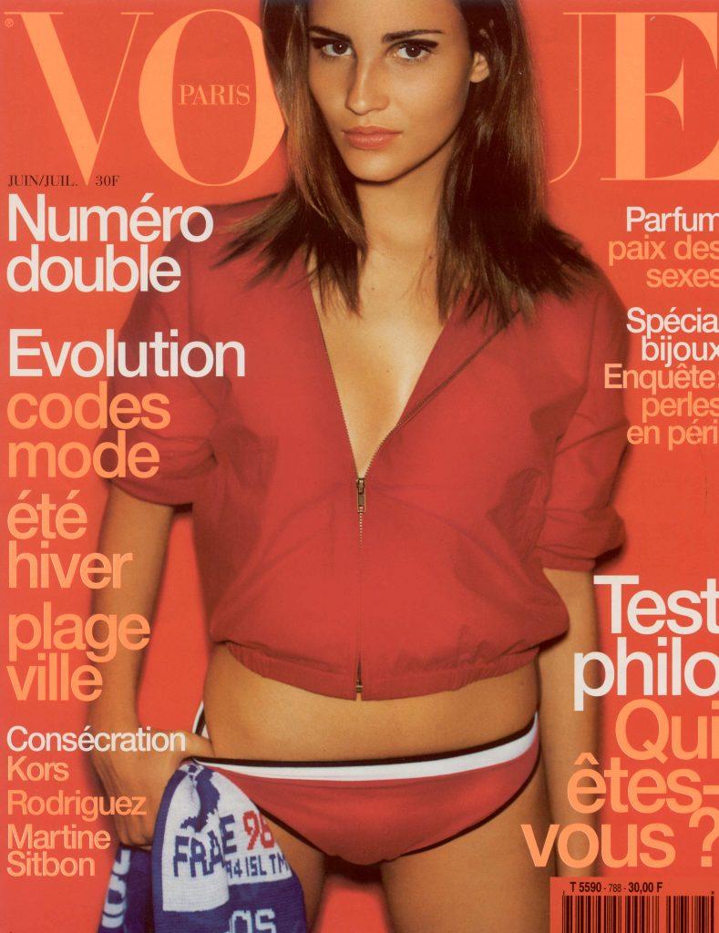 Vogue Francesa - Mario Testino